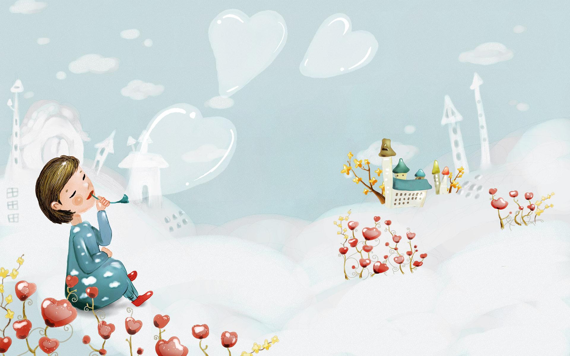 Обои для рабочего стола - раздел Дети: www.screenpaper.ru/index.php/children?start=1